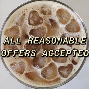 ❤️ACCEPTING ALL REASONABLE OFFERS❤️